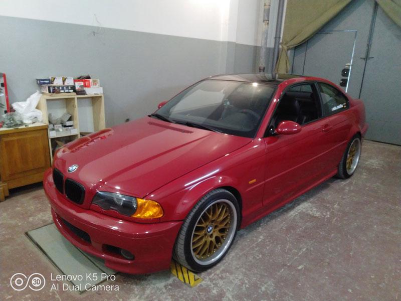 BMW E46 325